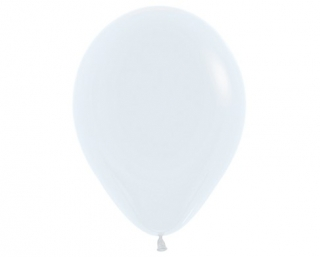 "Sempertex 10"" Fashion Solid White 005 (100 шт)"